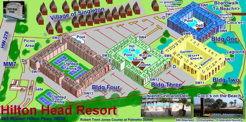 Hilton Head Resorts >> Hilton Head Resort